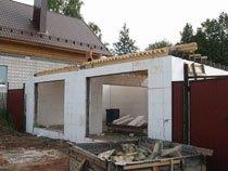 Строительство гаражей под ключ. Барнаульские строители.