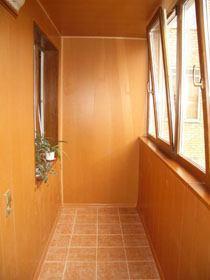 отделка балконов город Барнаул