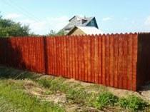 строить забор, ограждение город Барнаул