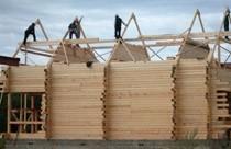 строительство домов из бруса в Барнауле