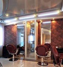 Отделка парикмахерской в г.Барнаул