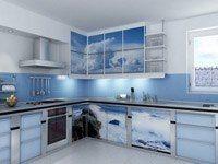 Отделка кухни в Барнауле